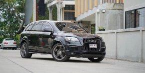 จองให้ทัน Audi Q7 TDI (ดีเซล) S-Line Package + Audi exclusive interior ปี11