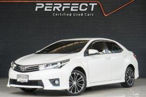 ขายรถ Toyota Altis 1.8S ปี2014 รถเก๋ง 4 ประตู