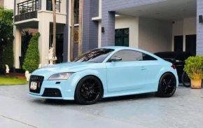 Audi TTs 272hp 2.Oturbo Quattro mk2 2OO9 สีฟ้า