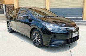 2017 Toyota Altis 1.8E MNC มือเดียว ไมล์ 68,xxx km.