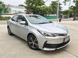 Toyota Altis 1.8 E MNC ปี 2017 ฟรีดาวน์ ผ่อนเพียง 7,768