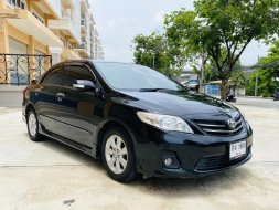 Toyota Altis 1.6 E CNG ปี 2013 ฟรีดาวน์ ผ่อนเพียง 5,576