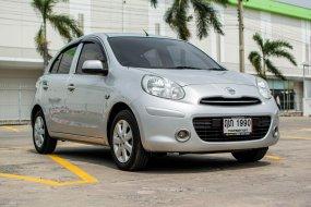 2011 Nissan MARCH 1.2 EL รถเก๋ง 5 ประตู