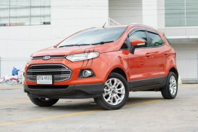 ปี 2014 Ford EcoSport 1.5 Titanium SUV Top Sunroof