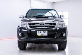 2013 Toyota Hilux Vigo 3.0 G 4x4 VN Turbo รถกระบะ