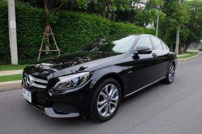 2018 Mercedes Benz C350e Plug-in AV