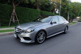 Mercedes-Benz E300 BlueTEC HYBRID 2015 sedan