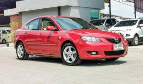 2005 Mazda 3 1.6 V รถเก๋ง 4 ประตู