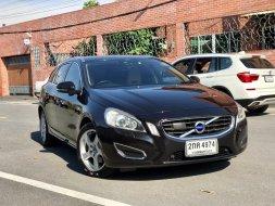 2014 VOLVO V60 , 1.6 DRIVe Wagon - เกียร์AT โฉม V60 (ปี11-15) สีดำ เครื่องเบนซิน