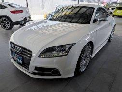 2012 Audi TTS 2.0 TFSI Quattro 4WD รถเก๋ง 2 ประตู