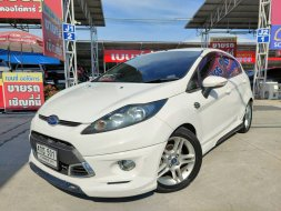 FORD FIESTA 1.5 S SPORTS AT ปี 2013 (รหัส TKFT13)