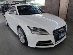 2012 AUDI TTS 2.0 COUPE TFSI QUATTRO สีขาว