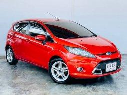 2010 Ford Fiesta 1.6 Sport รถเก๋ง 5 ประตู