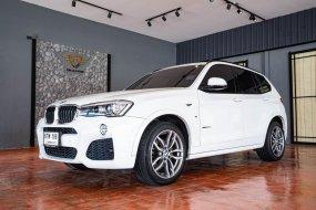BMW X3 2.0 xDrive20d 4WD 2018  รถเก๋ง 5 ประตู