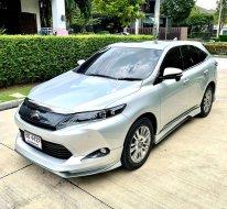 Toyota HARRIER 2.0 PREMIUM 2016 suv ตัวTop
