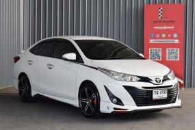 Toyota Yaris Ativ 1.2 E 2019