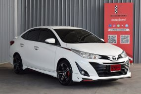 🚗 Toyota Yaris Ativ 1.2 E 2019