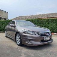 2011 Honda ACCORD 2.0 EL รถเก๋ง 4 ประตู