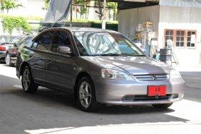 ขายรถ Honda CIVIC 1.7 VTi ปี2002 รถเก๋ง 4 ประตู