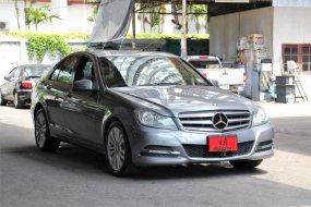 ขายรถ  Mercedes-Benz C200 CGI 1.8 ปี2013 รถเก๋ง 4 ประตู
