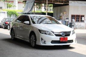 ขายรถ Toyota CAMRY 2.5 Hybrid ปี2013 รถเก๋ง 4 ประตู