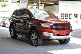 ขายรถ Ford Everest 2.2 Titanium ปี2018 SUV