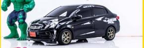 Honda brio  2013 🔥 ออกรถ 0 บาท ราคาถูกที่สุดในเว็บ!!