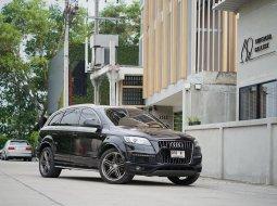 Audi Q7 TDI (ดีเซล) S-Line Package