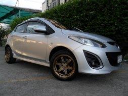 Mazda2 Spirit Sport 2011 ประวัติศูนย์ 119000กม มือเดียว ไม่เคยติดแก๊ส ยางใหม่ พร้อมใช้งาน