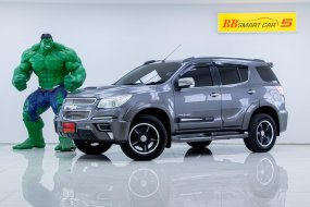 5E-9 Chevrolet Trailblazer 2.8 LT 4WD SUV 2013