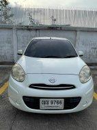 2011 Nissan MARCH 1.2 E รถเก๋ง 5 ประตู