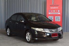 2009 Honda CITY 1.5 S i-VTEC รถเก๋ง 4 ประตู รถบ้านมือเดียว