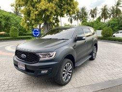 2019 Ford Everest 2.0 Titanium+ SUV รถสภาพดี มีประกัน