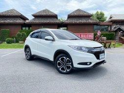 2018 Honda HR-V 1.8 E A/T   AIRBAG  คู่  ABS  บ.หนัง+ปรับไฟฟ้า  ก.ข้างพับไฟฟ้า+ไฟเลี้ยว