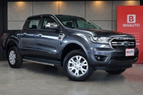 2019 Ford Ranger 2.0  Limited  DOUBLE CAB Pickup 4WD AT วิ่งเพียง 33,559 KM