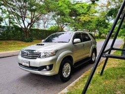 2014 Toyota Fortuner 3.0 V SUV ออกรถง่าย