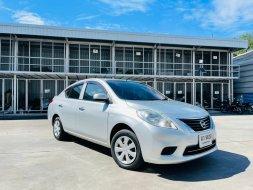 2012 Nissan Almera 1.2 E รถเก๋ง 4 ประตู รถสวยไมล์น้อยไม่ถึงแสน รถเจ้าของคนเดียว ประหยัดน้ำมันมาก พร้อมใช้งานต่อทันที