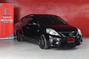 2012 Nissan Almera 1.2 ES รถเก๋ง 4 ประตู ผ่อนเริ่มต้น 4 พันกว่าบาท