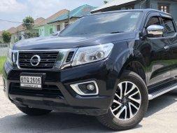 2017 Nissan NP 300 Navara DOUBLE CAB2.5 Calibre EL รถกระบะ