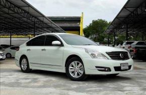 2011 Nissan TEANA 2.0 200 XL Sports Series Navi รถเก๋ง 4 ประตู