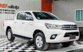 🔥ฟรีทุกค่าดำเนินการ🔥 ขายรถ Toyota Hilux Revo 2.4 E Prerunner ปี2016