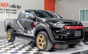 🔥ฟรีทุกค่าดำเนินการ🔥  ขายรถ Ford RANGER 2.2 Hi-Rider XLT ปี2019 รถกระบะ
