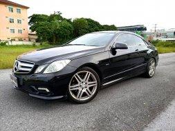 จองด่วน Benz E250 Coupe AMG-Package  2011 หลังคาแก้ว