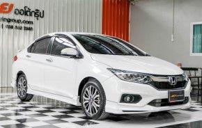 🔥ฟรีทุกค่าดำเนินการ🔥 ขายรถ Honda CITY 1.5 SV i-VTEC ปี2019