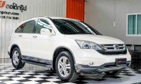 🔥ฟรีทุกค่าดำเนินการ🔥 ขายรถ Honda CR-V 2.4 EL ปี2011 SUV