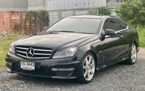 2012 Mercedes-Benz C250 CGI 1.8 Avantgarde รถเก๋ง 4 ประตู