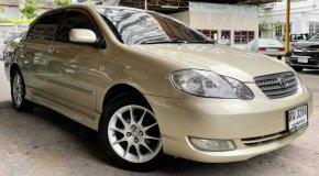 ขายรถ Toyota Corolla Altis 1.8 E ปี2006 รถเก๋ง 4 ประตู