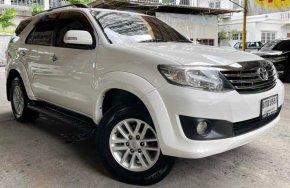 ขายรถ Toyota Fortuner 2.7 V ปี2011 SUV