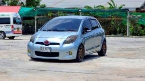 ขายรถมือสอง Toyota Yaris 1.5AT ปี 2010