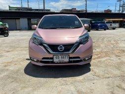 2017 Nissan Note 1.2 VL รถเก๋ง 5 ประตู